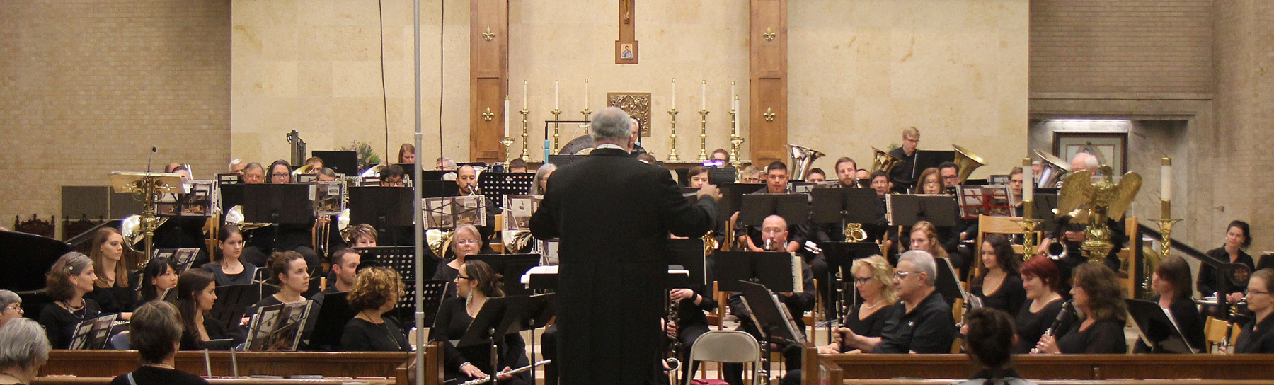Concert at St. Louis Catholic Church